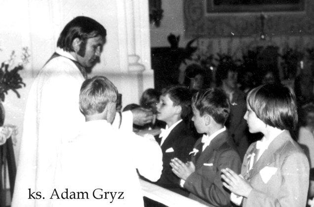 ks. Adam Gryz