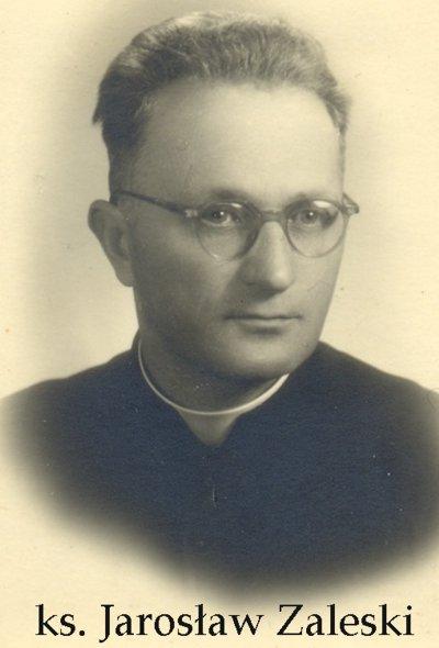 ks. Jarosław Zaleski