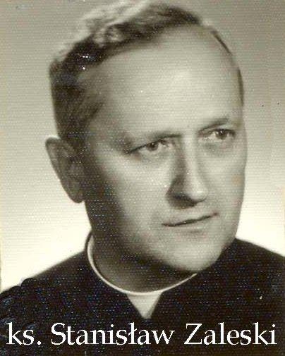 ks. Stanisław Zaleski